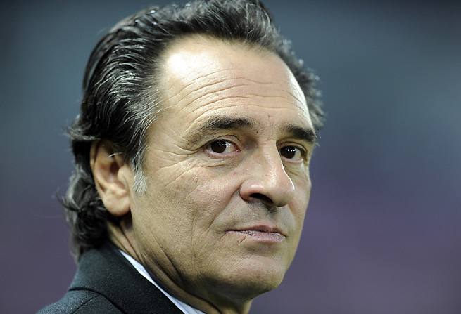 Italy's Cesare Prandelli has been a successful head coach in a country that has struggled with racism.