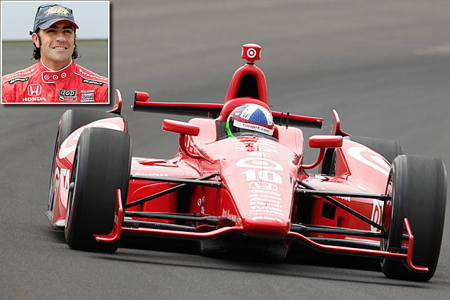 He's going for two monumental achievements in Indy 500 history: becoming the fourth driver to win it four times and the sixth to do it in consecutive years. This will be Franchitti's 10th career start in the 500, where he has three victories in his last five appearances. The Scotsman is also a four-time IZOD IndyCar champion with 31 career wins, tied for eighth on the all-time list.<italics> </italics> <italics>-- Tim Tuttle</italics>