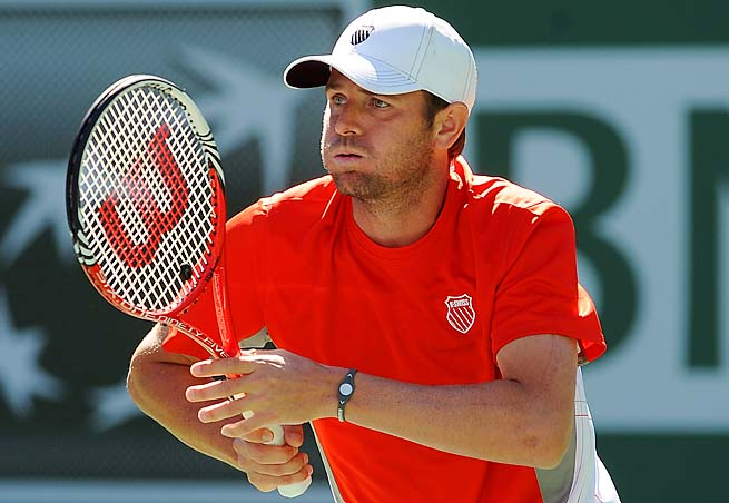 The absence of Mardy Fish and Brian Baker leaves two U.S. men in the top 75 in the French Open.