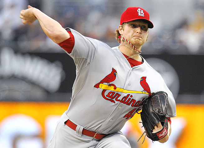 In his most recent start, Shelby Miller gave up five hits and three earned runs in 5.2 innings pitched.