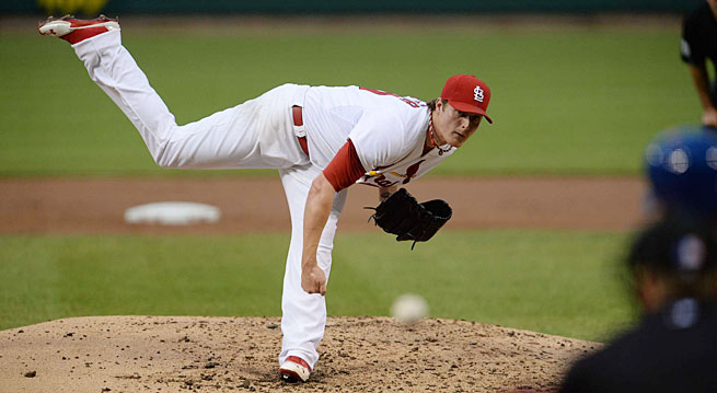 Shelby Miller has helped the Cardinals to the best record in the National League.