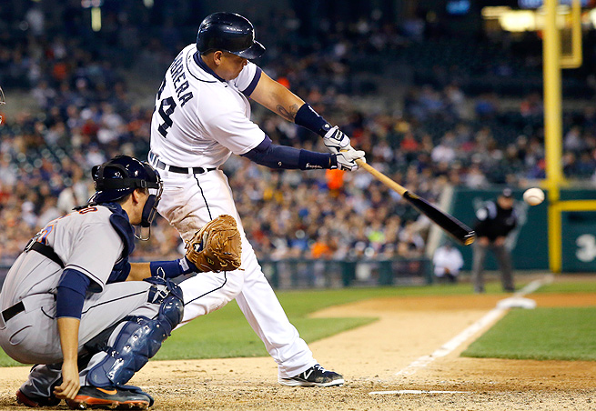 Miguel Cabrera's weighted on-base average proves that he's currently the best hitter in baseball.