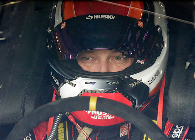 Matt Kenseth is sitting third in the Sprint Cup points standings, 59 behind leader Jimmie Johnson.