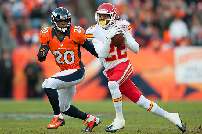 "Chiefs quarterback Alex Smith called Dexter McCluster ""a special guy"" whose role on the team can vary."