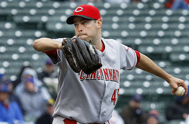 Sean Marshall went on the disabled list April 10-25 with tendinitis and the Reds thought rest would help.