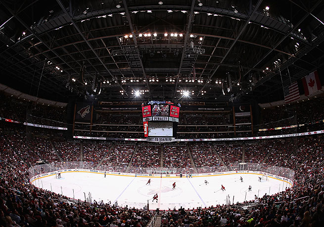 The Coyotes have been constantly plagued by one of the lowest attendance figures in the NHL.