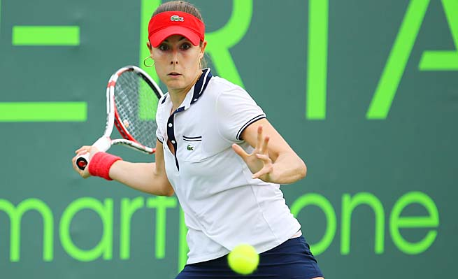Alize Cornet will play Maria Joao Koehler in the first round at the French Open.