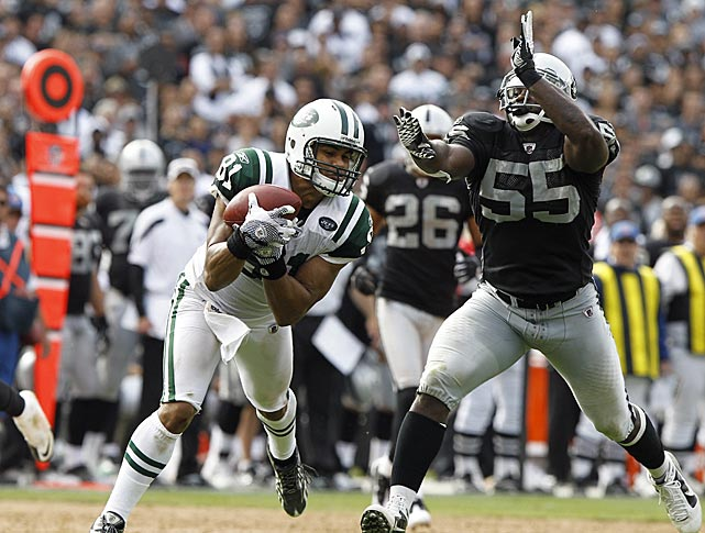 On his 27th birthday and only Birthday Game, Dustin Keller helped Mark Sanchez set his career-high in passing yards (369 in a 34-24 loss to Oakland). Keller caught five balls for 87 yards that day, en route to his best season in the NFL (65 receptions, 815 yards).