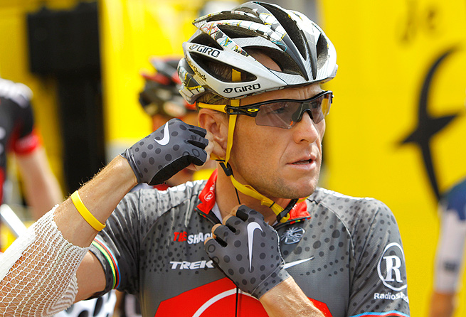 Nike is ending a nine-year relationship with Lance Armstrong's charity, Livestrong.