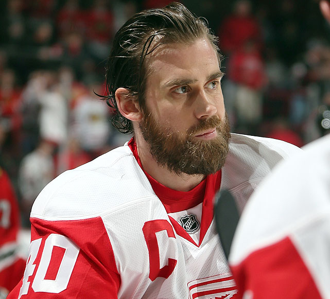 It's that time of year again when hockey players grow wooly in their pursuit of the Stanley Cup. Here's a look at some of this season's facial foliage. For a more historical look click here and here for a more hysterical look at great hockey hairstyles.
