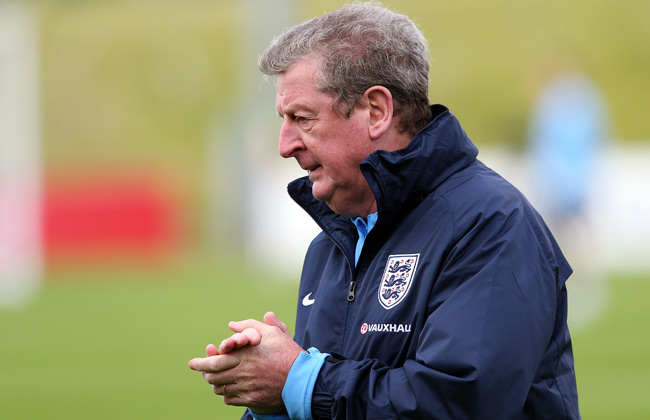 Manager Roy Hodgson has called on England's fans to refrain from singing anti-Irish chants.