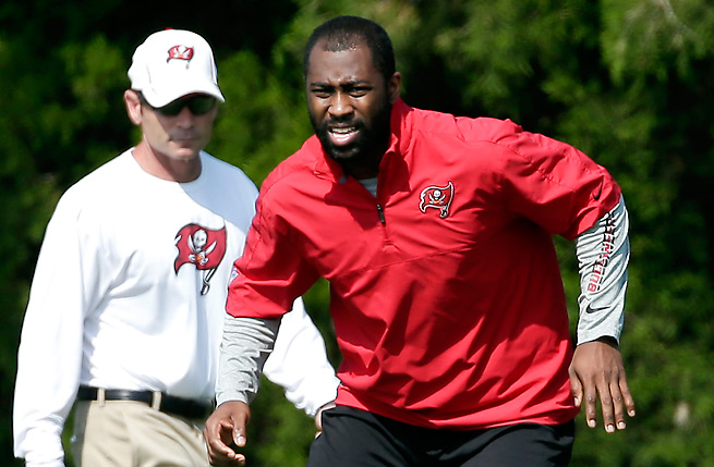 The Bucs felt comfortable gambling on Darrelle Revis' knee after having the league's worst pass defense last year.