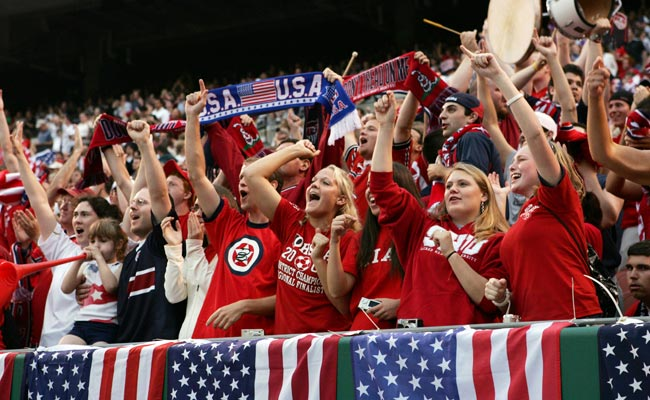 The U.S. men's team will be playing its first game in Cleveland since a 2006 friendly vs. Venezuela.