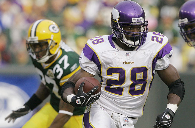 Adrian Peterson won the 2012 NFL MVP despite playing less than a year after tearing his ACL.