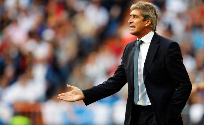 Manuel Pelligrini spent the past three seasons as the coach of Malaga.