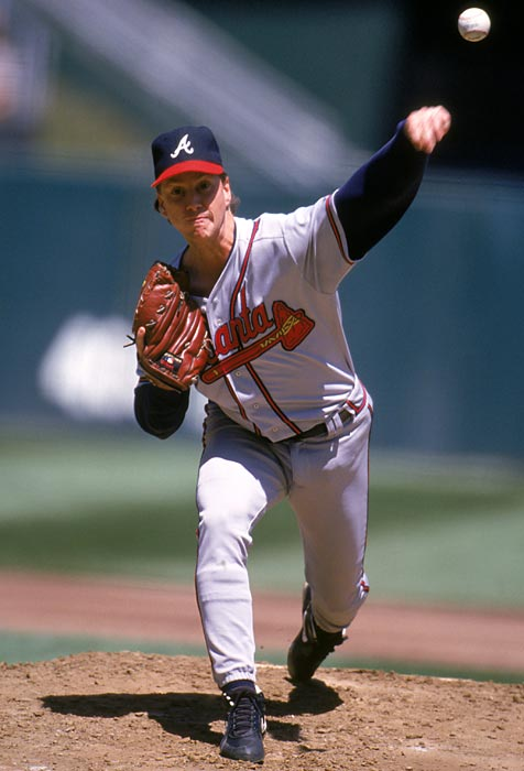 Glavine didn't look primed for the major leagues in this start or in much of his first couple seasons. He finished 1987 with a 5.54 E.R.A. and then tied for the National League lead in losses the next season with 17. By 1991, his fifth season in the big leagues, he won the first of his two Cy Young awards en route to a 305-win career.