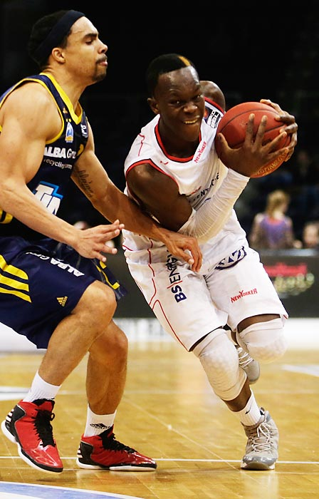 """Schroeder """"is a miniature [Rajon] Rondo,"""" according to an Eastern Conference scout. At 19, he has natural point-guard instincts, excellent speed and an improving jump shot. Several teams in the 20s would love for Schroeder to fall."""