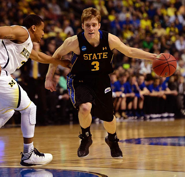 Wolters already has great patience and feel for playmaking in pick-and-roll situations. He lacks explosiveness but has good size, elite ball-handling skills and the ability to make unorthodox runners and floaters. He improved his shooting from 38.8 percent as a freshman to 48.5 percent as a senior.