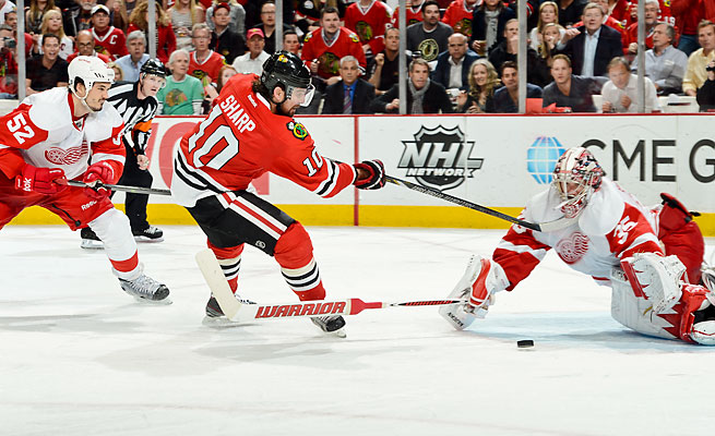 Over 3.4 million viewers tuned in to watch Patrick Sharp and the Blackhawks top the Red Wings in Game 7.