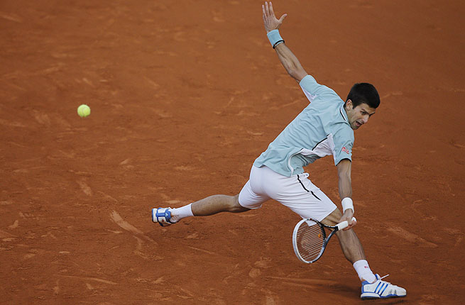A six-time Grand Slam champion, Djokovic earned his 500th tour victory, but he's yet to win the French.