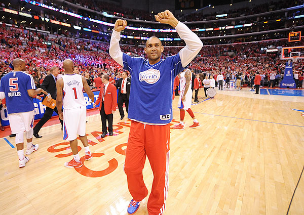 Hill signed with the Clippers in the summer of 2012 but would appear in just 29 games for Los Angeles.