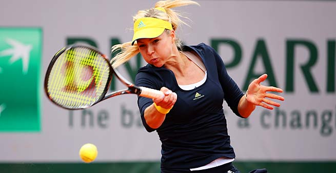 Maria Kirilenko will play No. 3 Victoria Azarenka in the quarterfinals.