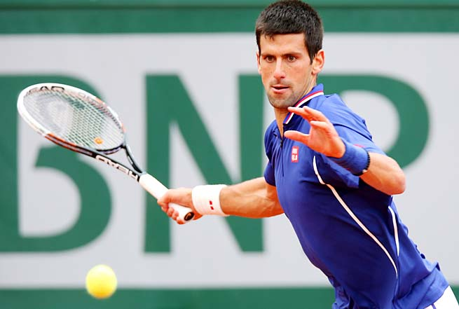 No. 1 Novak Djokovic will face No. 12 Tommy Haas in the quarterfinals.