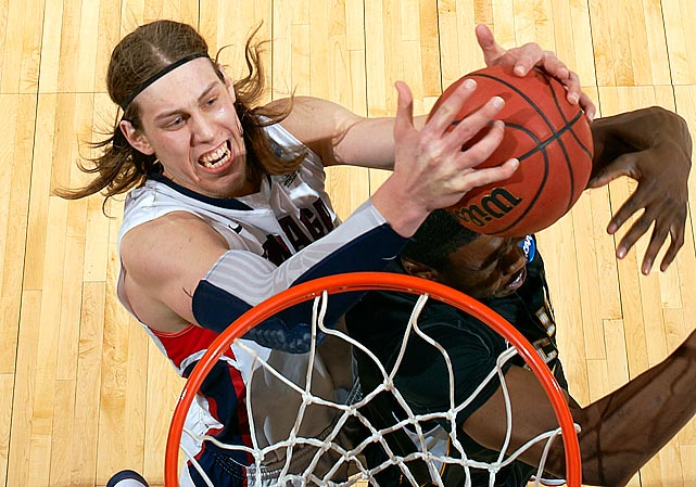 Olynyk is an NBA-ready scorer: He has a diverse offensive game, is capable of scoring with either hand and can step out andmake a jump shot. Defensively, there are questions about which frontcourt position he can defend. Olynyk needs to get stronger and become a better rebounder.