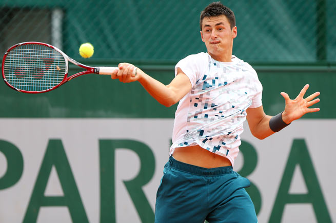 Twenty-year-old Bernard Tomic has the skills to be a dominant men's player for years to come.