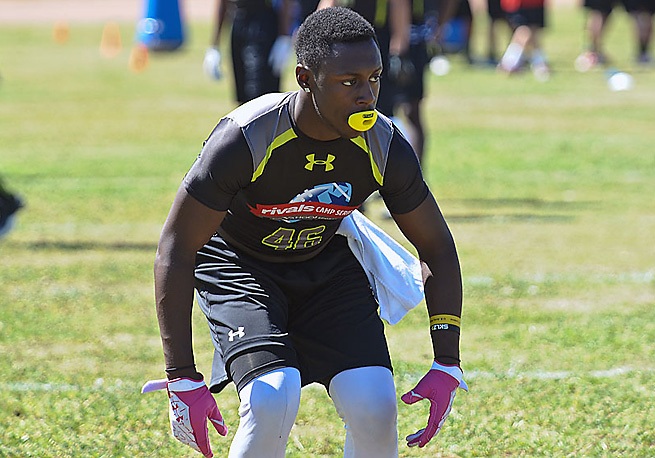 El Cerrito, Calif. product Adarius Pickett has racked up an impressive offer list recently.