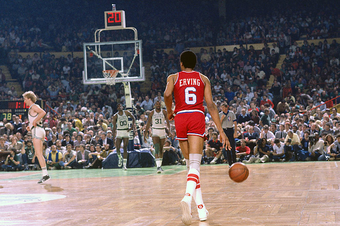 """The Doctor,"" a 90-minute documentary on the life of Julius Erving, debuts Monday at 9 p.m. ET on NBA TV."