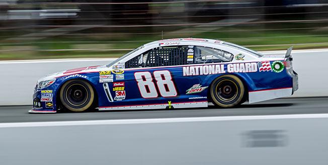 After a five-race slump, Dale Earnhardt Jr. is showing strong signs of a rebound.