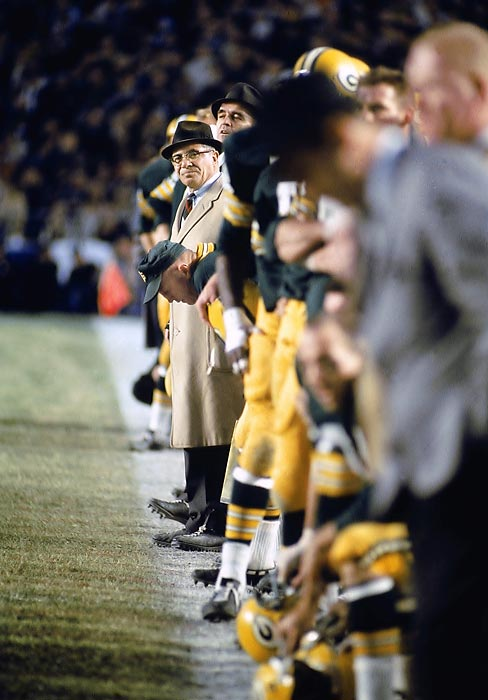 Perhaps more than anything, Lombardi is remembered for his pursuit of perfection, both on and off the field.