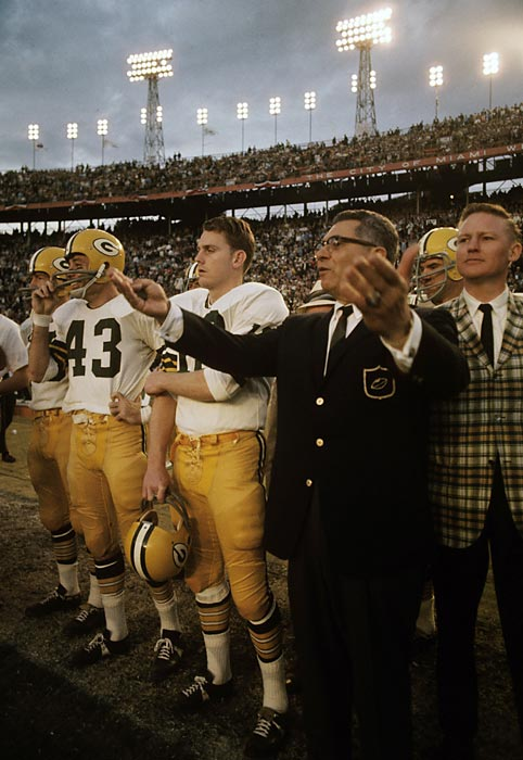 Lombardi retired as head coach following the 1967 season, but continued his GM duties for one more year.