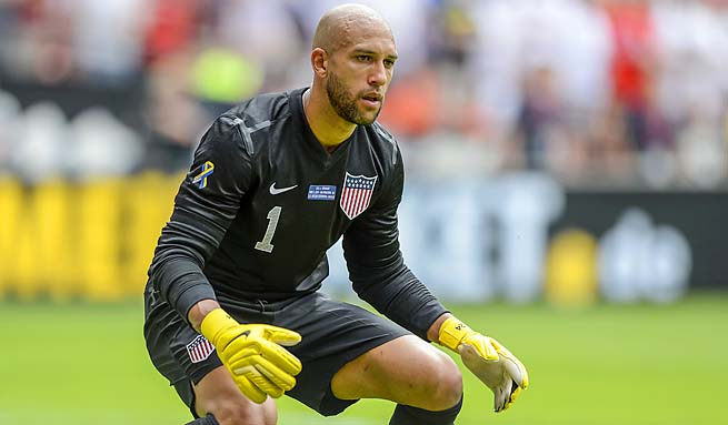Tim Howard took over as the U.S. No. 1 goalkeeper from Kasey Keller after the 2006 World Cup.
