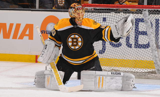 The defending Northeast Division champs came into the lockout-shortened season off a disappointing first-round playoff loss to Washington the previous spring. Gone was Tim Thomas, their Stanley Cup and Vezina Trophy-winning goalie of 2010-11. In his place was Tuukka Rask, who faced questions after being in net for Boston's 2010 playoff meltdown vs. Philadelphia after taking a three games to none lead. But the roster remained largely intact and the B's were seen as a very possible Cup contender.