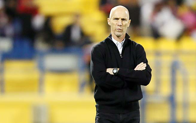 Former U.S. coach Bob Bradley has Egypt in position to make the final round of qualifying.