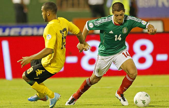 "Javier ""Chicharito"" Hernandez's Mexico is the reigning Gold Cup and Olympic champion."