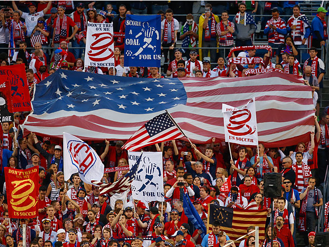 An announced crowd of 40,847 filed into CenturyLink Field in Seattle on Tuesday to watch the U.S. defeat Panama in a World Cup qualifier. The U.S. now sits atop the Hex with 10 points and five more matches to go.
