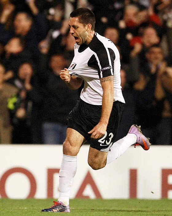 Dempsey secured his Fulham legacy after an iconic volley helped to lift Fulham past Juventus in the second leg of the UEFA Europa League Round of 16.