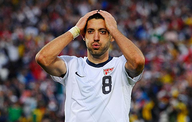 Needing a win over Algeria to advance to the knockout stages, a go-ahead goal seemed elusive.