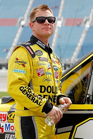 "Jason Leffler considered the dangerous dirt oval circuit to be ""real racing."""