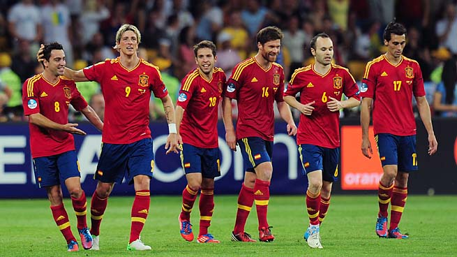 Spain is the reigning world and European champion but was third at the last Confederations Cup.