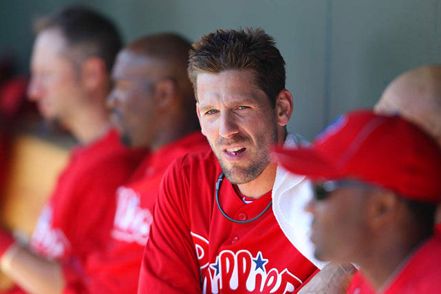 The Phillies signed Lee for five years at $120 million.