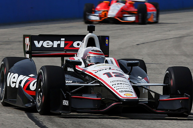Will Power is now ranked 11th in the IndyCar standings heading into next Sunday's race at Iowa.