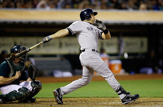 Mark Teixeira was 8-for-53 since coming off the disabled list May 31 for the New York Yankees.