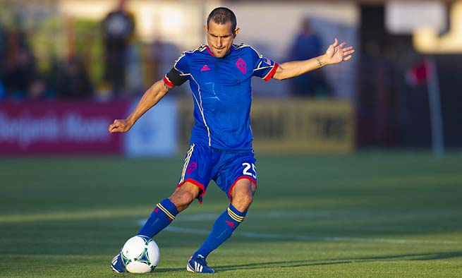 World Cup 2002 veteran Pablo Mastroeni has made more than 200 appearances with the Rapids.