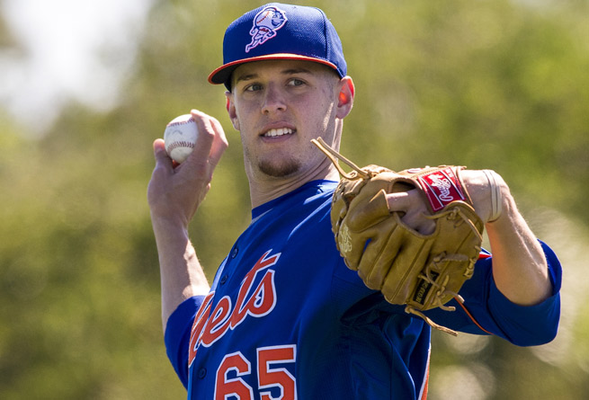 Zack Wheeler, one of the top prospects in baseball, will make his much anticipated debut Tuesday.