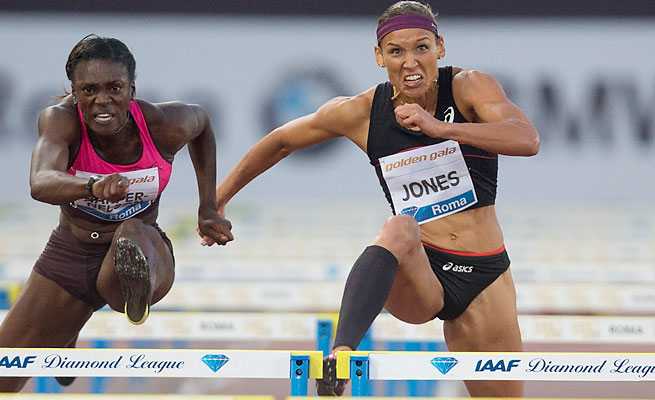 Lolo Jones earned $741.84 in prize money competing in bobsled this winter.