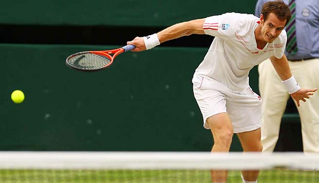 Andy Murray skipped the French Open but appears fully recovered from a back injury.